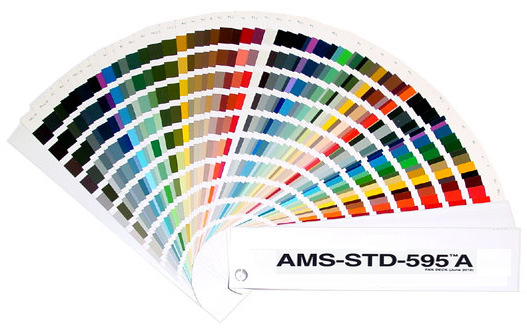 Federal Standard Color and AMS Standard Color | www ...